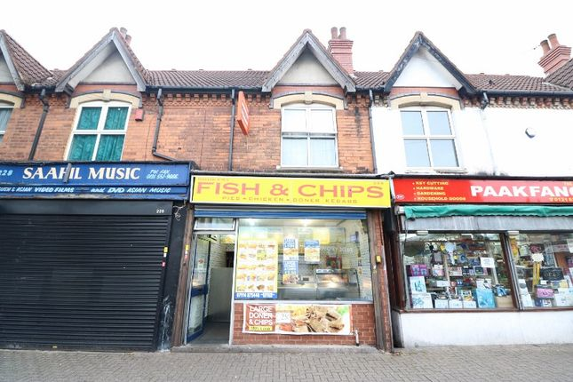 Commercial property for sale in Rookery Road, Handsworth