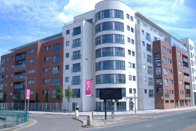 External 2 of The Reach, 39 Leeds Street, Liverpool L3