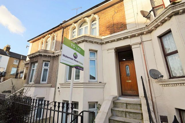 Thumbnail Terraced house to rent in Darnley Street, Gravesend