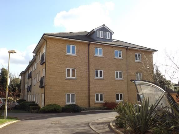 Thumbnail Flat for sale in Clarendon Way, Colchester, Essex