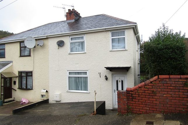 2 bed semi-detached house for sale in Minyrafon Road, Clydach, Swansea SA6