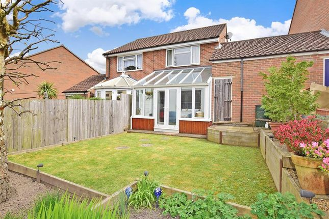 Thumbnail Semi-detached house for sale in Barnetts Way, Tunbridge Wells, Kent