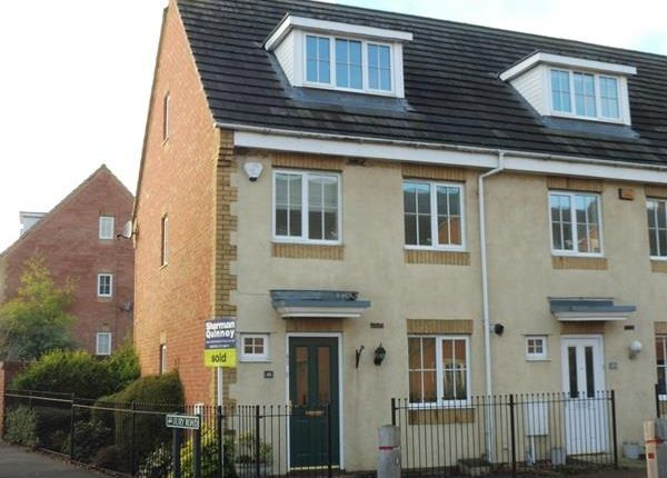 Thumbnail Property to rent in Vale Drive, Hampton Vale, Peterborough