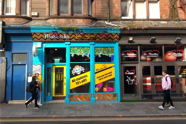 Thumbnail Leisure/hospitality to let in 91 Nethergate, Dundee
