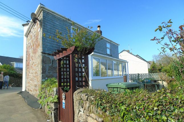 Thumbnail Detached house for sale in Tredavoe, Penzance, Cornwall.