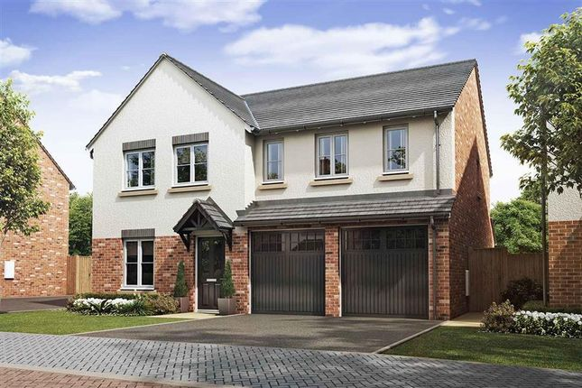 Thumbnail Detached house for sale in Caddies Field, Wellington, Telford