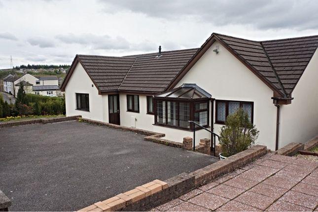 Thumbnail Detached bungalow for sale in Blaen Cendl, Ebbw Vale