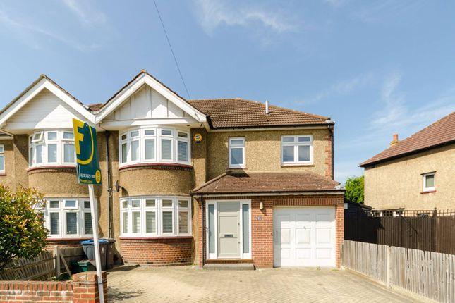 Thumbnail Semi-detached house to rent in Raeburn Avenue, Surbiton