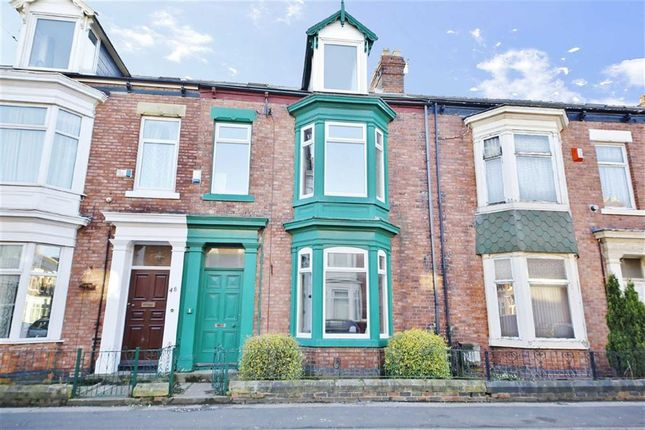 Thumbnail Terraced house for sale in Otto Terrace, Thornhill, Sunderland