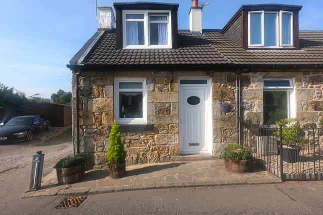 Thumbnail End terrace house for sale in Bankhead Road, Kirkintilloch