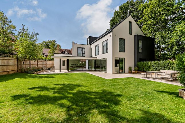 Thumbnail Detached house for sale in Burleigh Road, Ascot, Berkshire