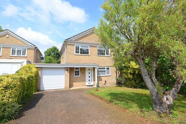 Detached house for sale in Hertford Court, Meadowfields, Northampton
