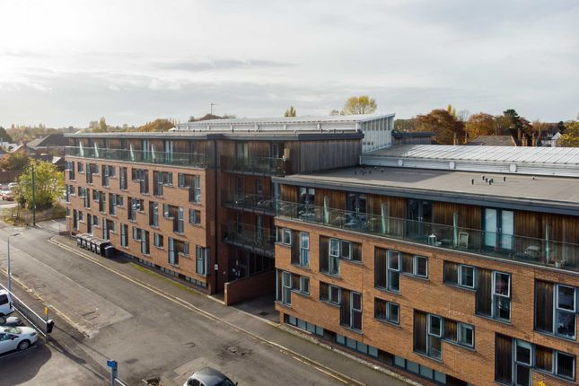 Thumbnail 1 bed flat for sale in Linea, Dunstall Street, Scunthorpe, North Lincolnshire