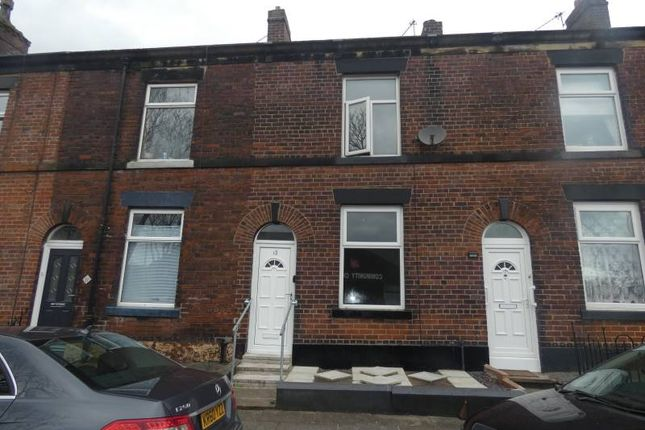 Thumbnail Terraced house to rent in Brookshaw Street, Bury