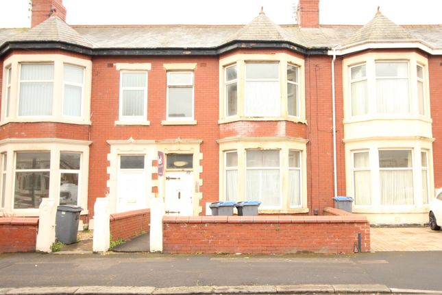 Thumbnail Studio to rent in Burlington Road, Blackpool