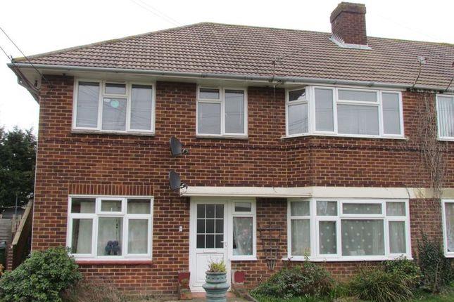 Thumbnail Flat for sale in Verdon Avenue, Hamble, Southampton