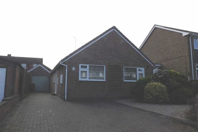 Thumbnail Detached bungalow to rent in St Andrews Drive, Burton On Trent, Staffs