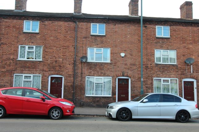Thumbnail Terraced house to rent in Coleshill Street, Fazeley, Tamworth