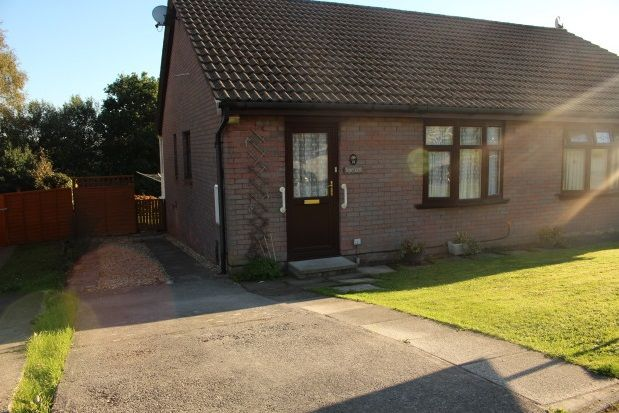 Thumbnail Bungalow to rent in Rhodfa'r Eos, Cwmrhydyceirw, Swansea