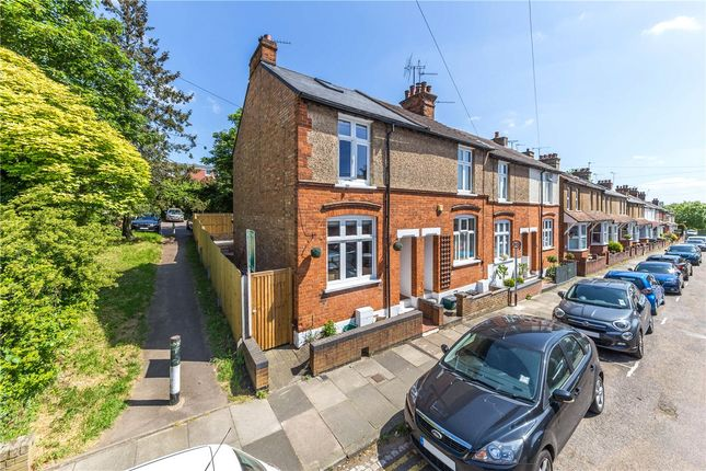 Thumbnail End terrace house to rent in Hart Road, St. Albans, Hertfordshire