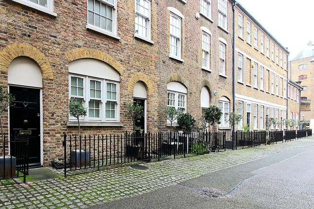 Thumbnail Terraced house to rent in Providence Square, Shad Thames