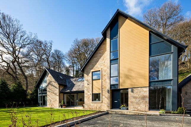 Thumbnail Detached house for sale in West Glade, Marchburn Lane, Riding Mill, Northumberland