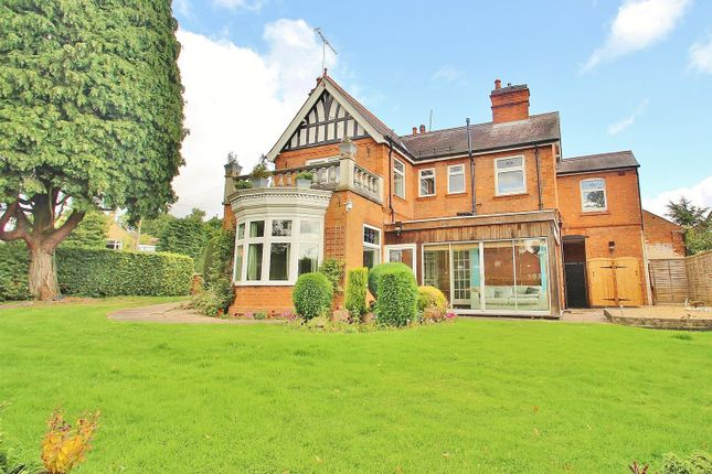 Thumbnail Detached house for sale in Woodgate, Rothley, Leicestershire