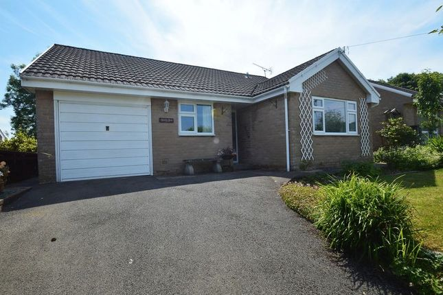 Thumbnail Detached bungalow for sale in Worrall Hill, Lydbrook, Gloucestershire