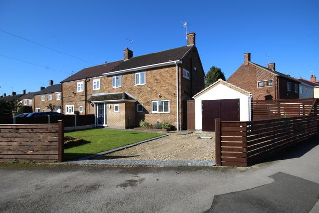 Thumbnail Semi-detached house for sale in Dale Road, Alvaston, Derby
