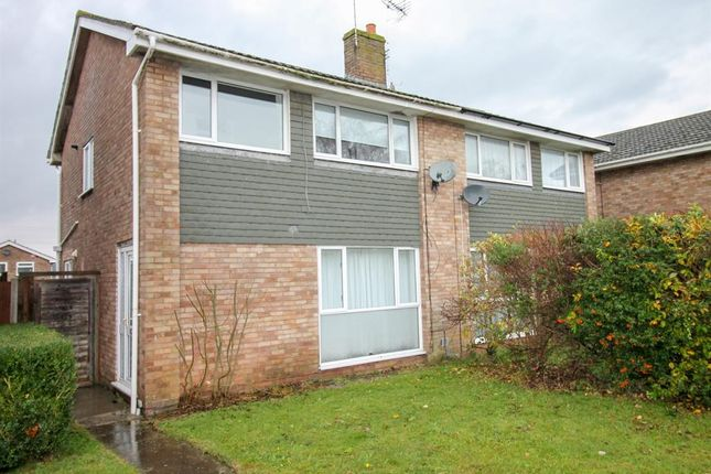 Thumbnail Semi-detached house to rent in Nightingale Gardens, Nailsea, North Somerset