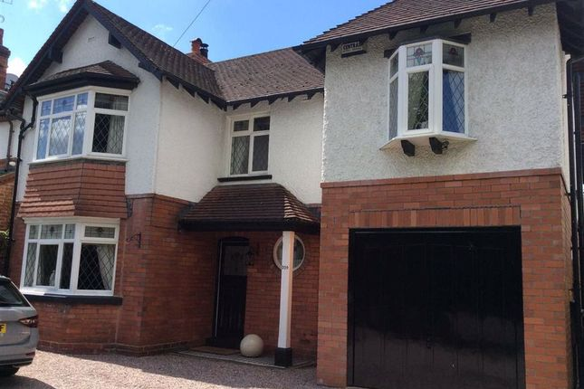 Thumbnail Detached house for sale in Newcastle Road, Stone