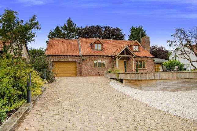 Thumbnail Detached house for sale in Low Pasture Lane, North Wheatley, Retford