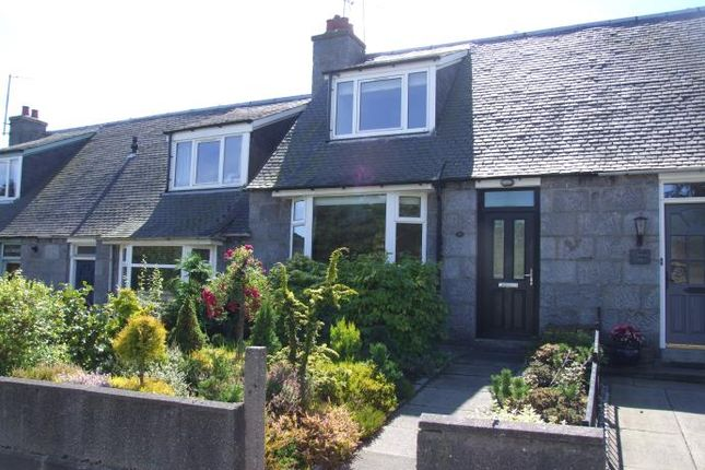 Thumbnail Terraced house to rent in Allenvale Road, Aberdeen