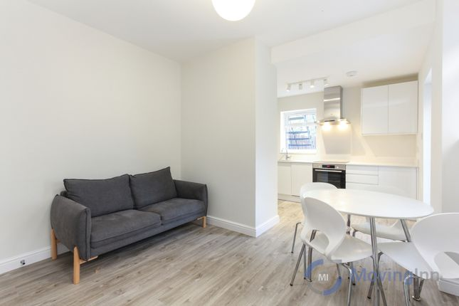 Thumbnail Maisonette to rent in Amesbury Avenue, Streatham Hill