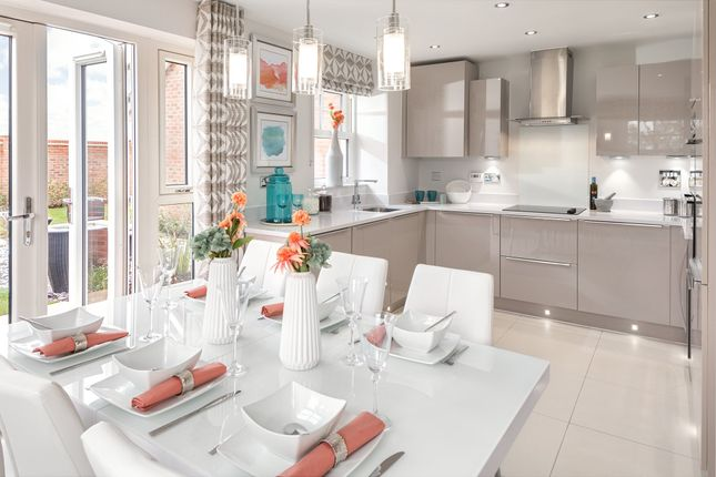 """Thumbnail Detached house for sale in """"Hesketh Special"""" at Woodcock Square, Mickleover, Derby"""
