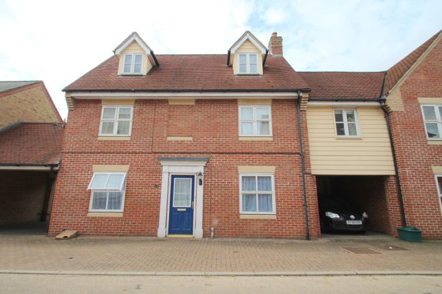 Thumbnail Detached house for sale in Hatcher Crescent, Colchester