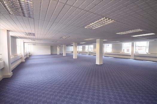 Office to let in Suite 2, 4th Floor Charles House, 61-69 Derngate, Northampton