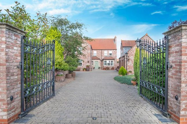 Thumbnail Detached house for sale in Low Street, Beckingham, Doncaster