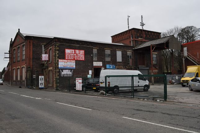 Industrial to let in Whalley New Road, Blackburn
