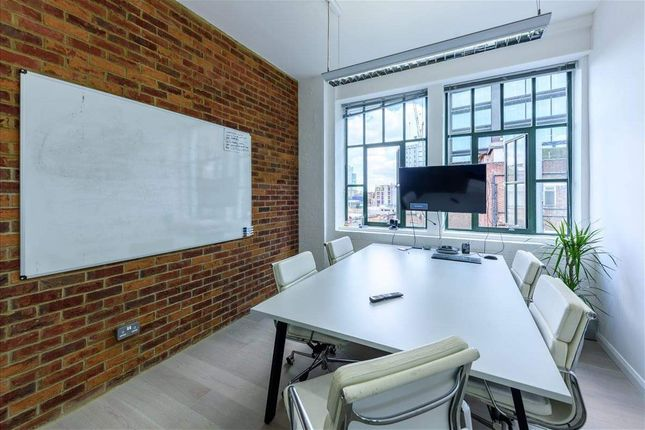 Office to let in Curtain Road, London