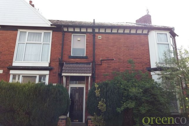 Thumbnail Flat to rent in Hartington Road, Bolton