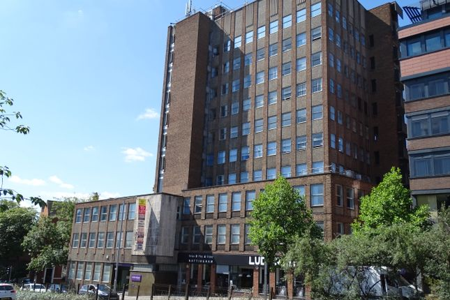 Office to let in 72 Maid Marian Way, Nottingham