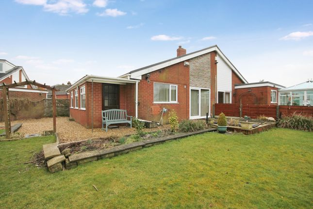 Thumbnail Semi-detached bungalow for sale in Marlborough Gardens, Farnworth, Bolton