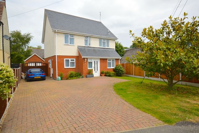 Thumbnail Detached house for sale in Forge Crescent, Bradwell, Braintree