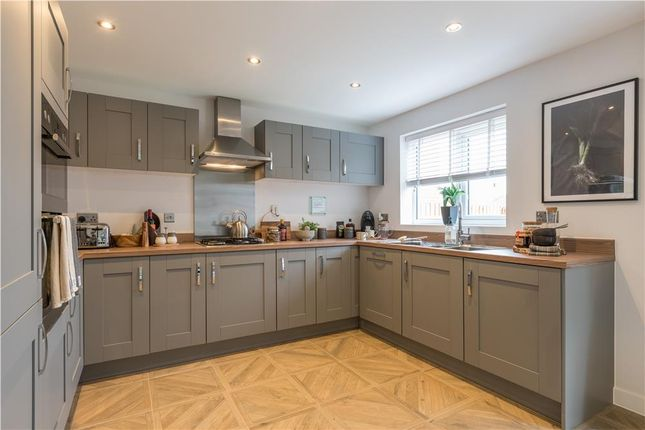 "3 bedroom detached house for sale in ""Melbourne"" at Edwin Close, Cawston, Rugby"