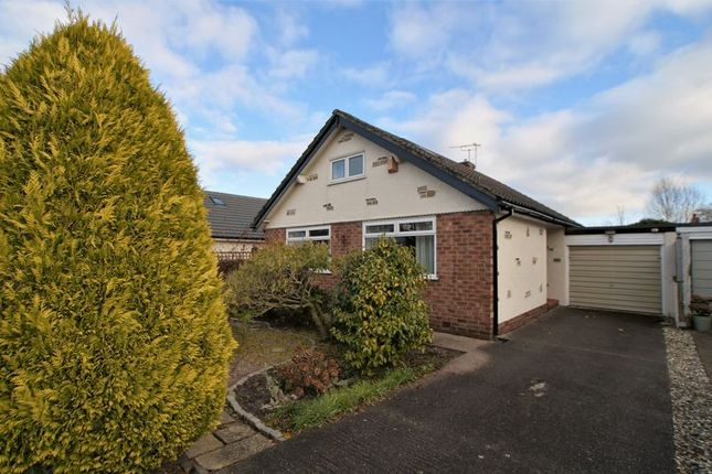 Thumbnail Bungalow to rent in Meadow Avenue, Goostrey, Crewe