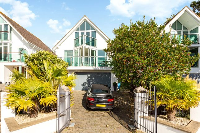 Thumbnail Detached house for sale in Lagoon Road, Lilliput, Poole, Dorset