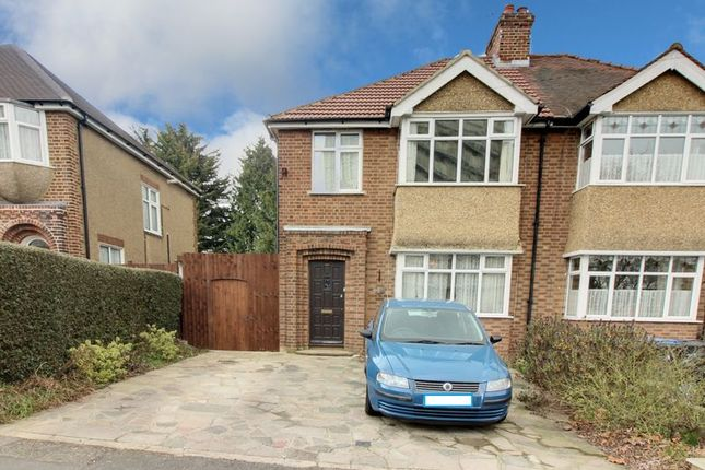 Thumbnail Semi-detached house for sale in Brigadier Hill, Enfield