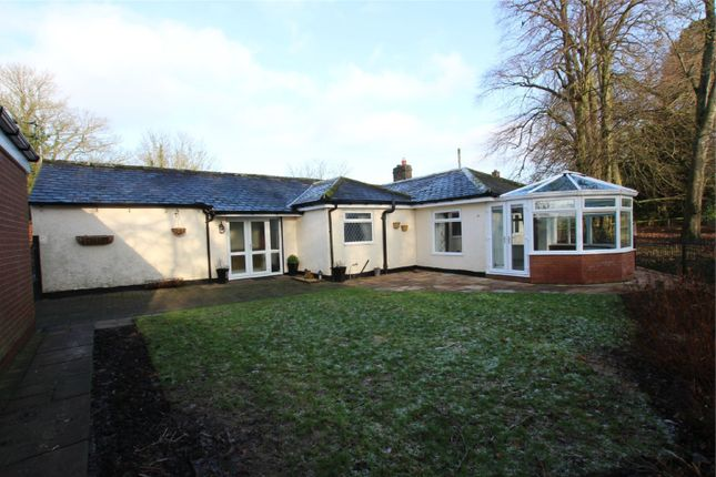 Thumbnail Detached bungalow for sale in Glen Cote, Scaleby, Carlisle, Cumbria