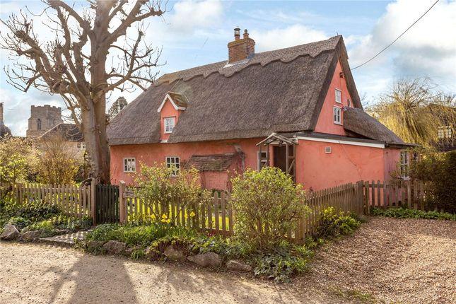 Thumbnail Cottage for sale in Kettlebaston, Suffolk